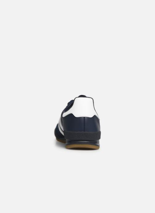 Sneaker Adidas Originals Jeans blau ansicht von rechts
