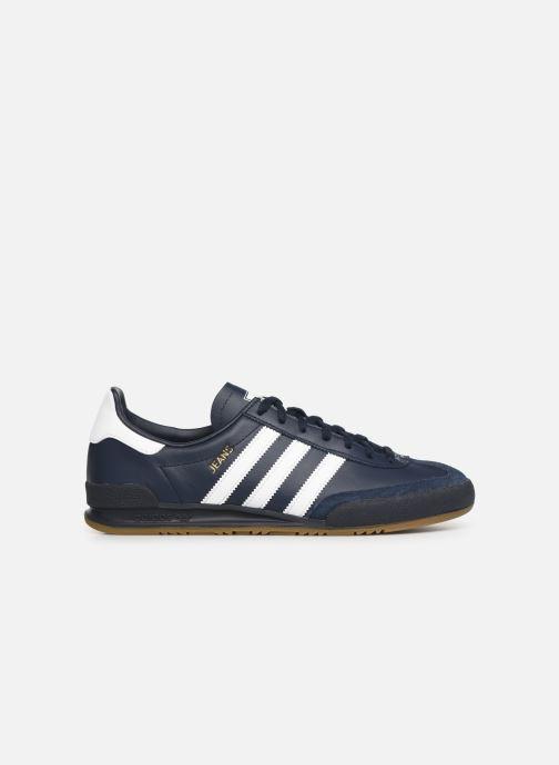 Sneaker Adidas Originals Jeans blau ansicht von hinten