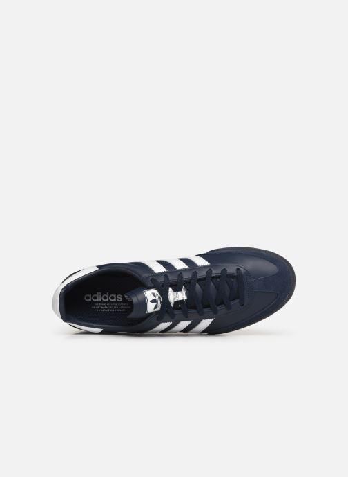 Sneaker Adidas Originals Jeans blau ansicht von links