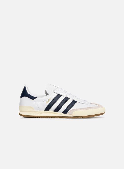Sneakers Adidas Originals Jeans Hvid se bagfra