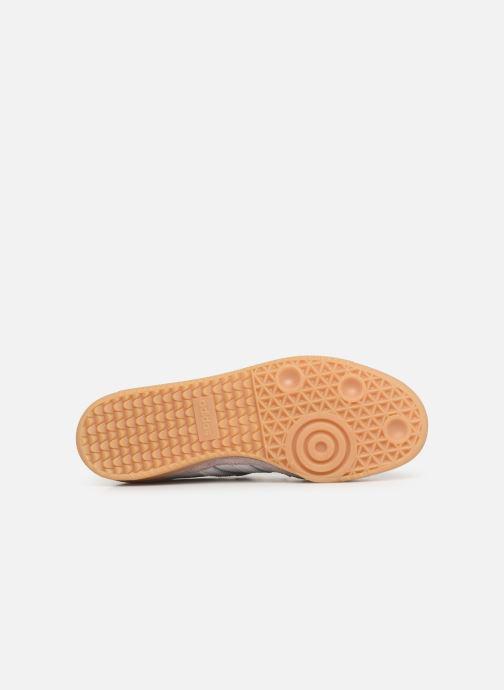 Sneaker adidas originals Samba Og W Relay weiß ansicht von oben