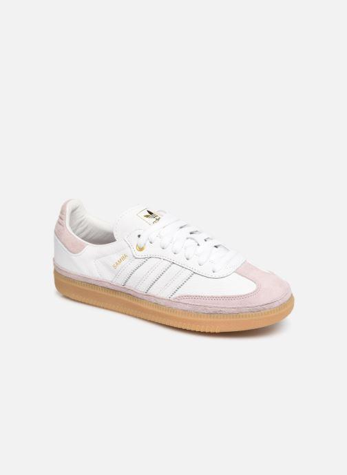 hot sale online dd8f8 19b52 Sneakers adidas originals Samba Og W Relay Vit detaljerad bild på paret