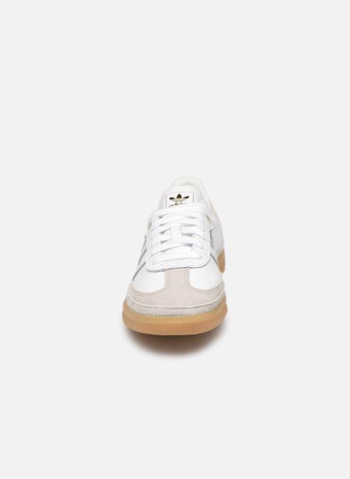 Sneaker Adidas Originals Samba Og W Relay weiß schuhe getragen