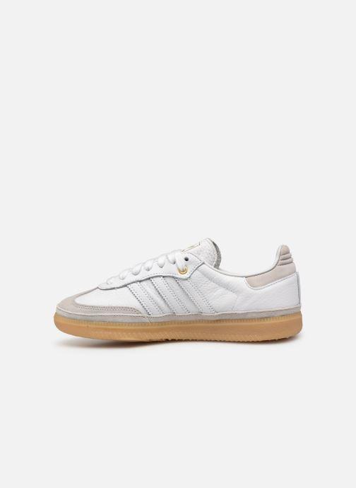 Sneaker adidas originals Samba Og W Relay weiß ansicht von vorne
