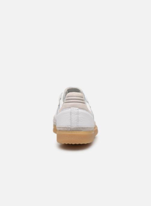 Sneaker adidas originals Samba Og W Relay weiß ansicht von rechts