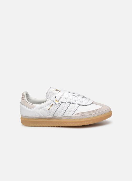 Trainers adidas originals Samba Og W Relay White back view