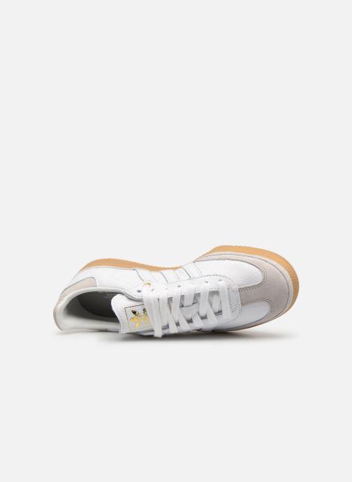 Sneaker adidas originals Samba Og W Relay weiß ansicht von links