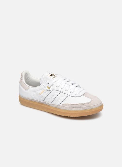 Sneakers adidas originals Samba Og W Relay Vit detaljerad bild på paret