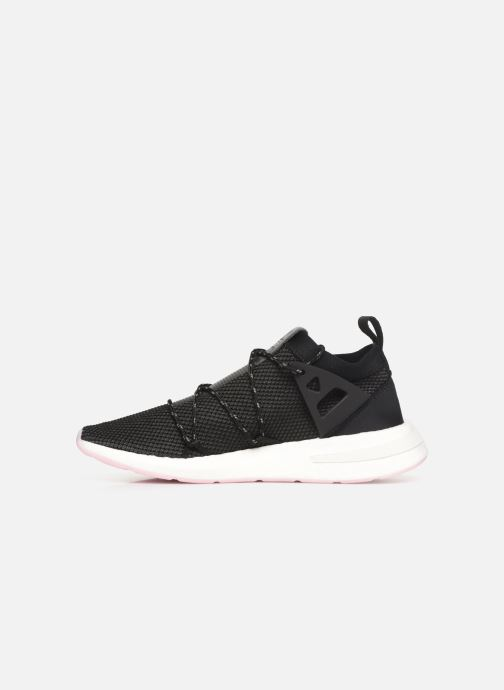 Baskets adidas originals Arkyn Knit W Noir vue face