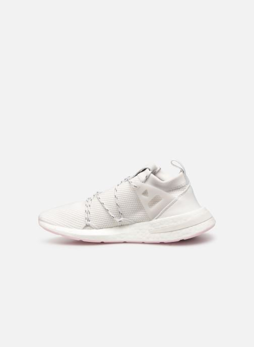 Trainers adidas originals Arkyn Knit W White front view