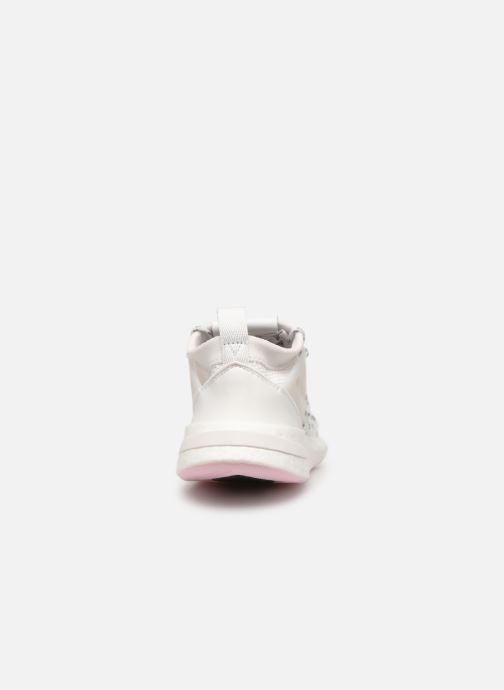 Deportivas adidas originals Arkyn Knit W Blanco vista lateral derecha
