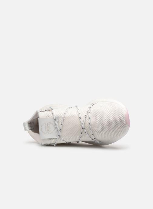 Deportivas adidas originals Arkyn Knit W Blanco vista lateral izquierda