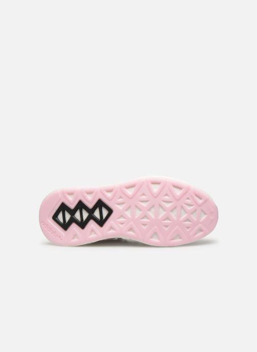 Sneaker Adidas Originals Arkyn Knit W weiß ansicht von oben