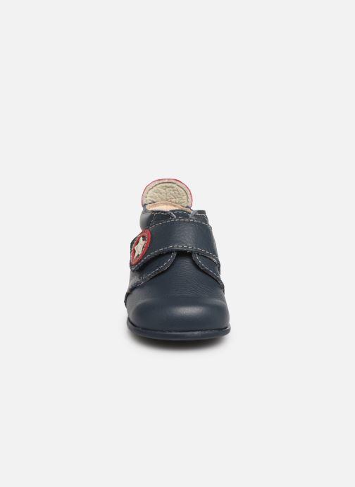 Bottines et boots Bopy Pamoto Bleu vue portées chaussures