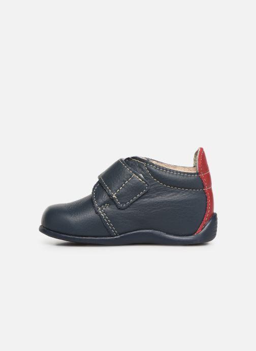 Boots en enkellaarsjes Bopy Pamoto Blauw voorkant