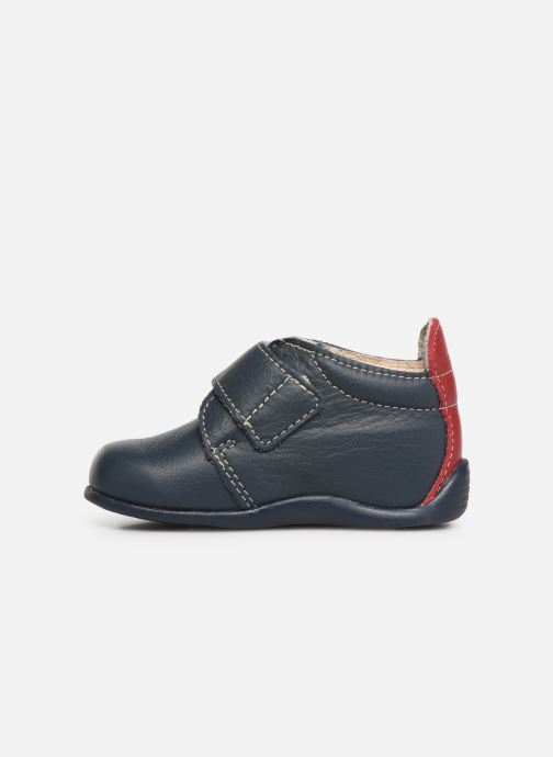 Ankle boots Bopy Pamoto Blue front view