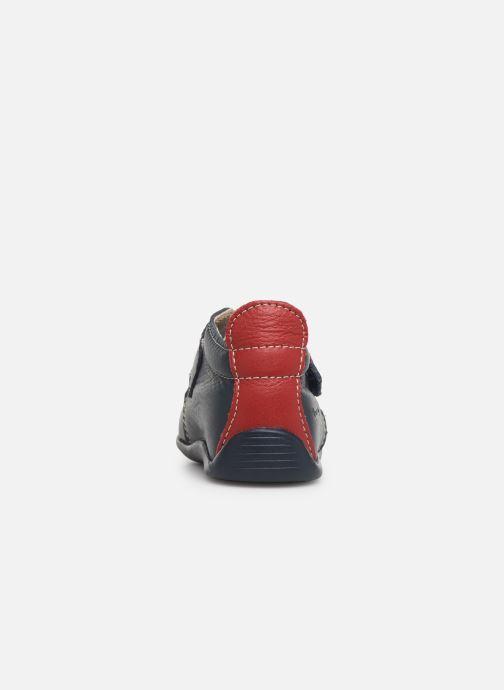 Bottines et boots Bopy Pamoto Bleu vue droite
