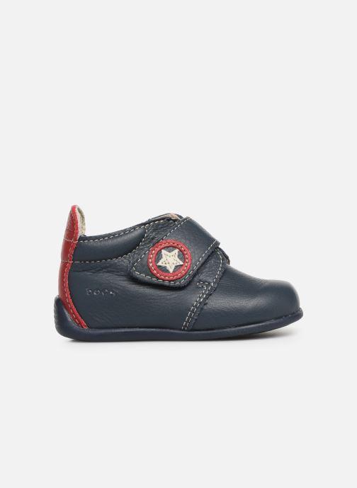 Boots en enkellaarsjes Bopy Pamoto Blauw achterkant