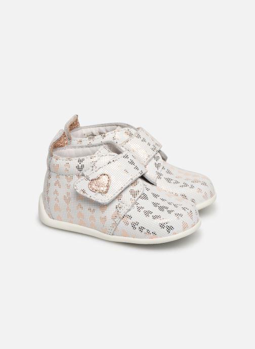 Ankelstøvler Bopy Pepico Grå detaljeret billede af skoene