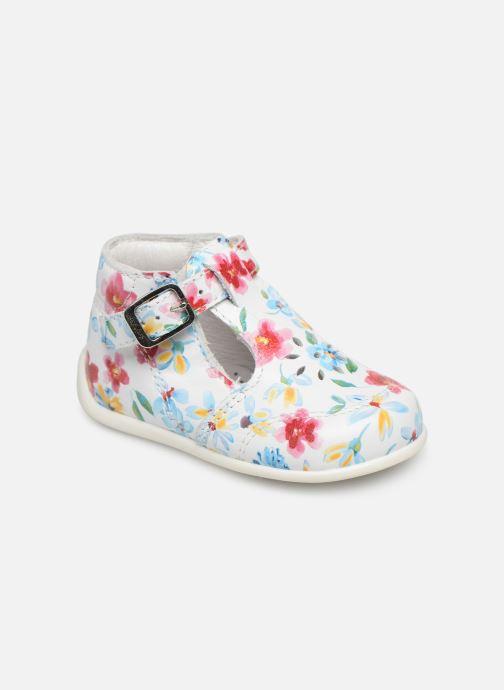 Ballerines Bopy Petunia Multicolore vue détail/paire