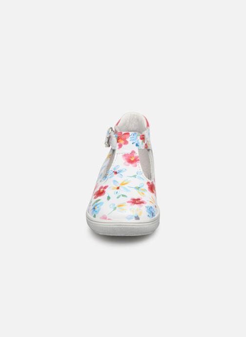 Ballerines Bopy Ralia Multicolore vue portées chaussures