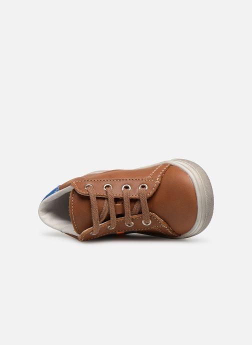 Bottines et boots Bopy Ravi Marron vue gauche