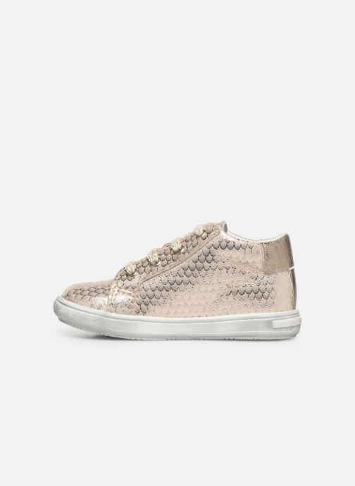 Sneakers Bopy Retoile Goud en brons voorkant