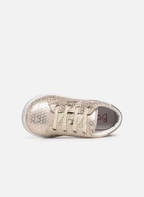 Sneakers Bopy Retoile Goud en brons links