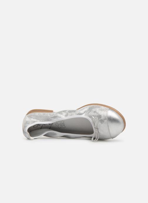 Ballerina's Bopy Sabaya Zilver links
