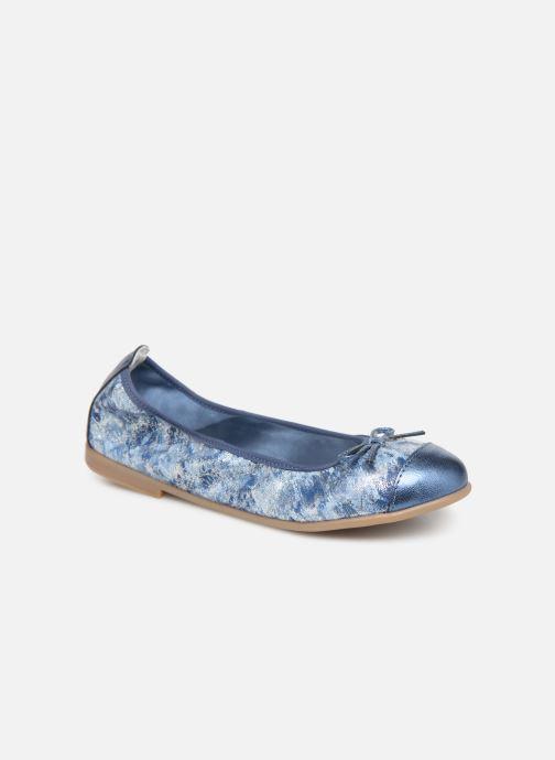 Bailarinas Bopy Sadica Azul vista de detalle / par