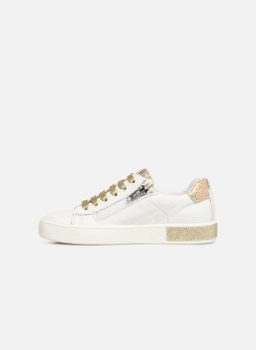 Sneakers Bopy Saida Wit voorkant