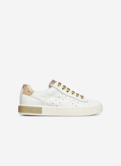 Sneakers Bopy Saida Wit achterkant