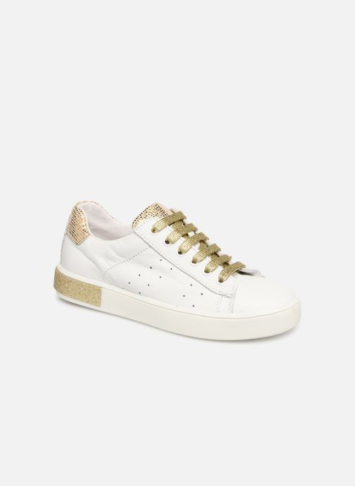 Trainers Bopy Saida White detailed view/ Pair view