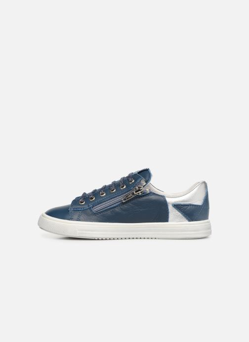 Trainers Bopy Sala Blue front view