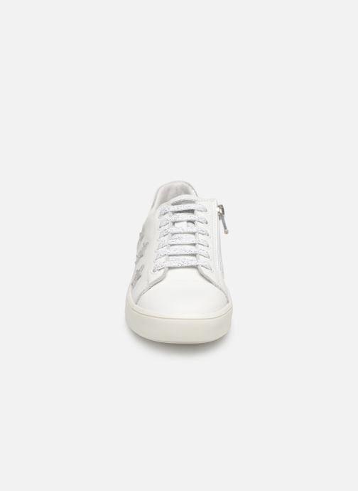 Sneaker Bopy Sastar weiß schuhe getragen