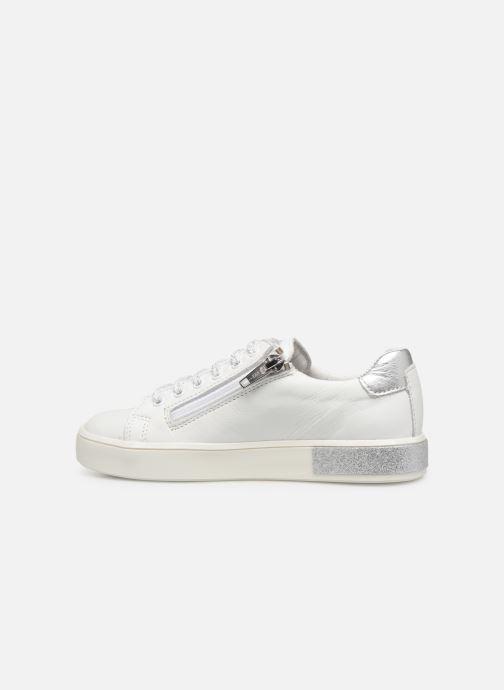 Sneaker Bopy Sastar weiß ansicht von vorne