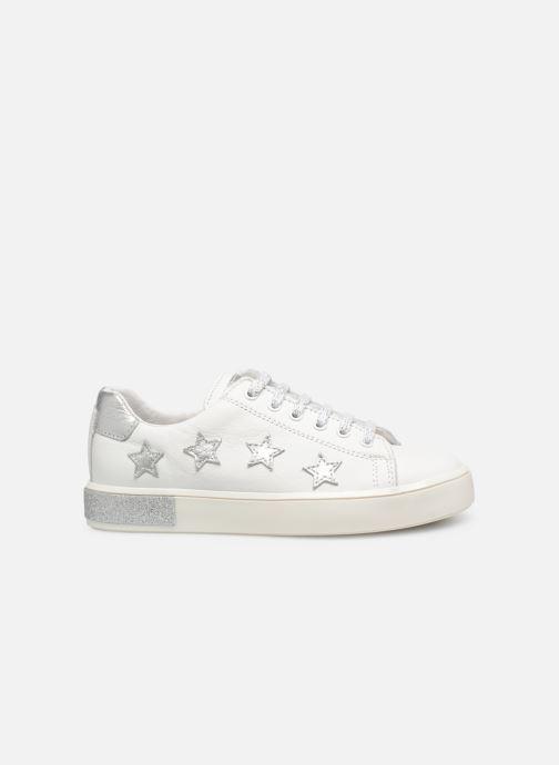 Sneaker Bopy Sastar weiß ansicht von hinten