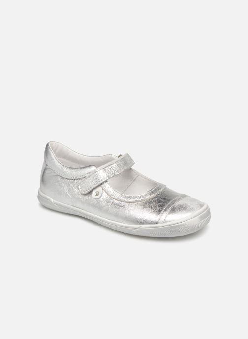 Ballet pumps Bopy Sentanel Silver detailed view/ Pair view