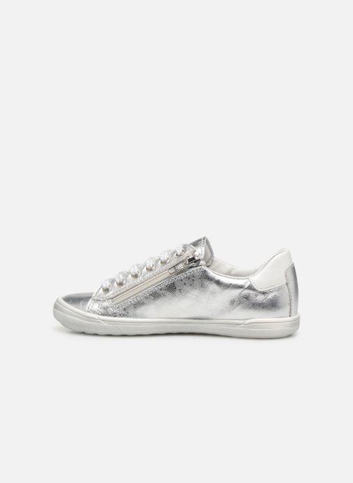 Sneakers Bopy Sentel Zilver voorkant
