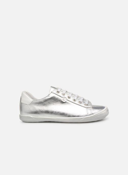 Sneakers Bopy Sentel Zilver achterkant