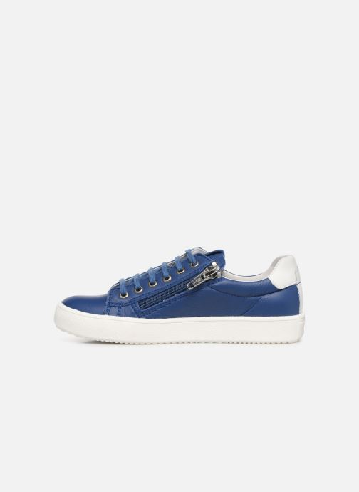 Trainers Bopy Valdo Blue front view