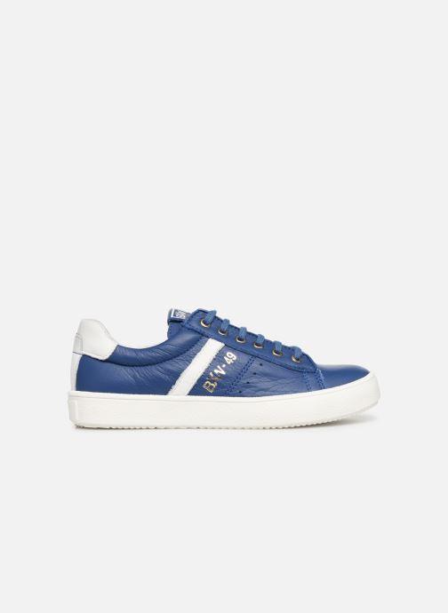 Baskets Bopy Valdo Bleu vue derrière