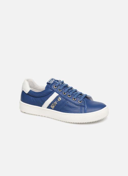Baskets Bopy Valdo Bleu vue détail/paire