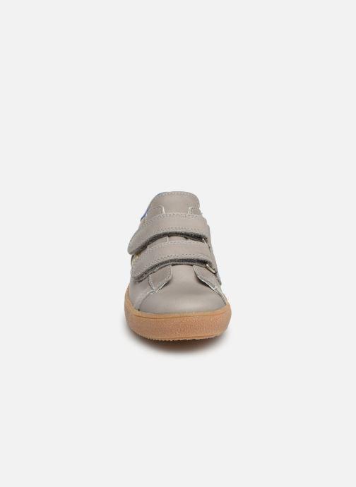 Baskets Bopy Valdovel Gris vue portées chaussures