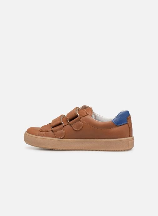 Trainers Bopy Valdovel Brown front view