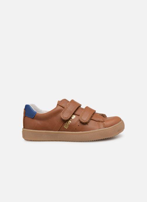Sneakers Bopy Valdovel Bruin achterkant