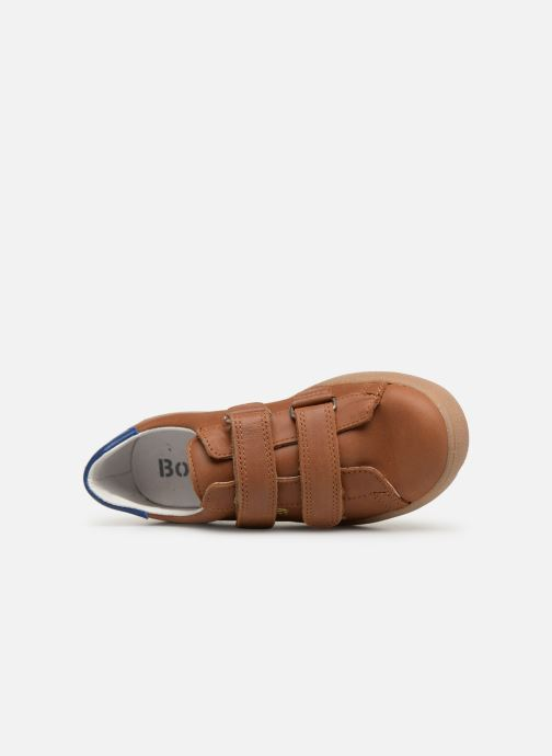 Trainers Bopy Valdovel Brown view from the left
