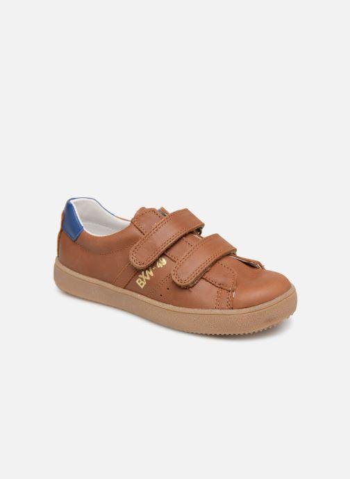 Sneakers Bopy Valdovel Bruin detail