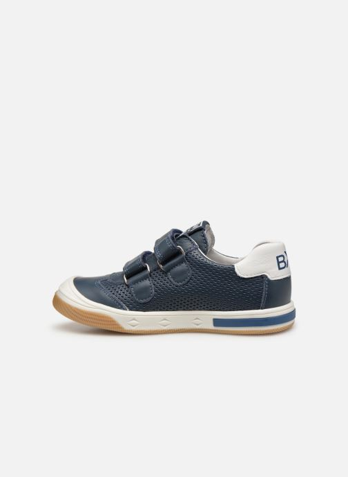 Sneakers Bopy Vasile Blå bild från framsidan