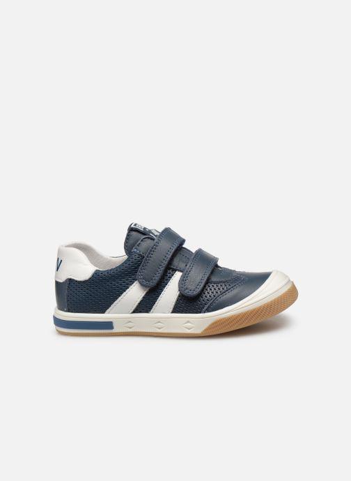 Sneakers Bopy Vasile Blauw achterkant